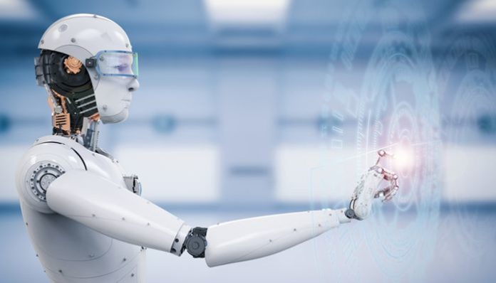 robotics in the banking industry