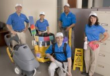 cleaning service franchises