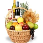 fresh fruit gift basket delivery