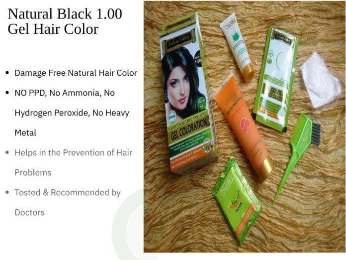 best organic hair color