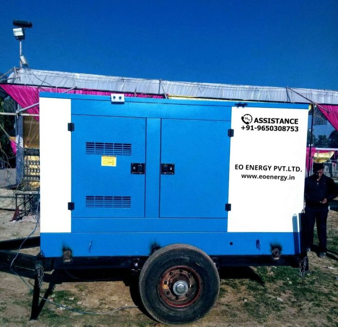 50 KVA Generator