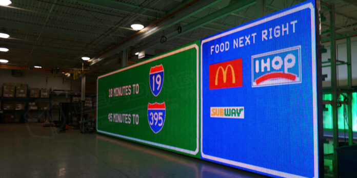 5 Benefits of LED Advertising Screens