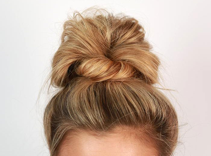 5 Hairstyles for lazy days