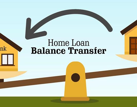 home loan balance transfer