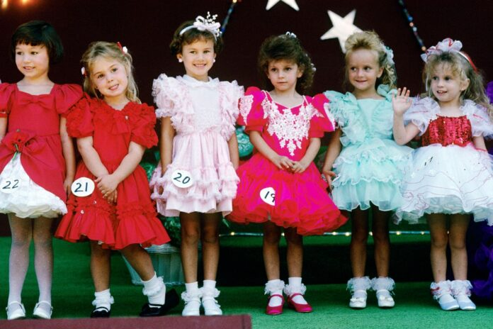 child beauty competition