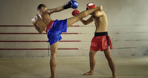 Muay Thai is Beyond a Perfect Martial Art
