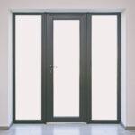 alumunium doors